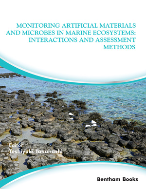 Monitoring Artificial Materials and Microbes in Marine Ecosystems: Interactions and Assessment Methods