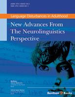 Bentham ebook::Language Disturbances in Adulthood: New Advances from the Neurolinguistics Perspective
