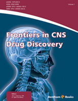 Bentham ebook::Frontiers in CNS Drug Discovery