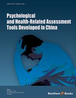 Bentham ebook::Psychological and Health-Related Assessment Tools Developed in China