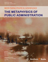 Bentham ebook::Refounding Political Governance: The Metaphysics of Public Administration