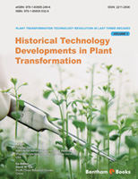 Bentham ebook::Historical Technology Developments in Plant Transformation