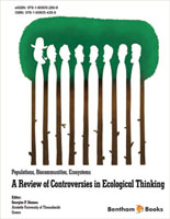 Bentham ebook::Populations, Biocommunities, Ecosystems: A Review of Controversies in Ecological Thinking