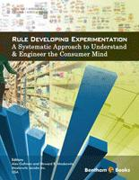 Bentham ebook::Rule Developing Experimentation: A Systematic Approach to Understand