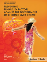 Preventive Female Sex Factors against the Development of Chronic Liver Disease
