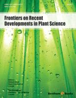 Bentham ebook::Frontiers on Recent Developments in Plant Science