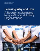 Bentham ebook::Learning Why and How: A Reader in Managing Nonprofit and Voluntary Organizations