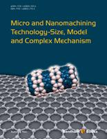 Bentham ebook::Micro and Nanomachining Technology-Size, Model and Complex Mechanism