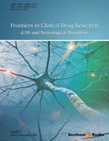 Bentham ebook::Frontiers in Clinical Drug Research -CNS and Neurological Disorders