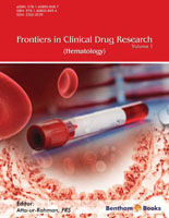 .Frontiers in Clinical Drug Research-Hematology.