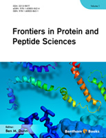 .Frontiers in Protein and Peptide Sciences.