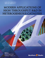.Modern Applications of High Throughput R&D in Heterogeneous Catalysis .