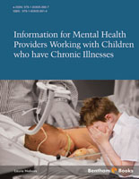 Bentham ebook::Information for Mental Health Providers Working with Children who have Chronic Illnesses