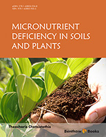 Bentham ebook::Micronutrient Deficiency in Soils