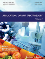 Bentham ebook::Applications of NMR Spectroscopy