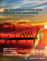 Bentham ebook::The Sun-climate Connection Over the Last Millennium: Facts and Questions