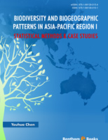 .Biodiversity and Biogeographic Patterns in Asia-Pacific Region I: Statistical Methods and Case Studies.