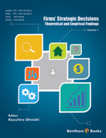 Bentham ebook::Firms' Strategic Decisions: Theoretical and Empirical Findings