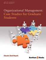 Bentham ebook::Organizational Management: Case Studies for Graduate Students