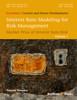 Bentham ebook::Interest Rate Modeling for Risk Management: Market Price of Interest Rate Risk