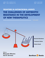 Bentham ebook::The challenges of antibiotic resistance in the development of new therapeutics