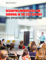 Bentham ebook::Reshaping Universities for Survival in the 21st Century: New Opportunities and Paradigms