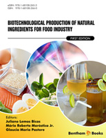 Bentham ebook::Biotechnological production of natural ingredients for food industry: First edition