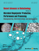 Bentham ebook::Microbial Biopolyester Production, Performance and Processing