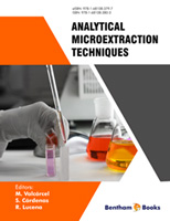 Bentham ebook::Analytical Microextraction Techniques