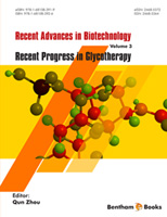 Bentham ebook::Recent Progress in Glycotherapy