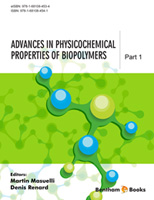 Bentham ebook::Advances in Physicochemical Properties of Biopolymers: Part 1