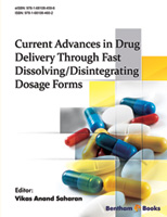 Bentham ebook::Current Advances in Drug Delivery Through Fast Dissolving/Disintegrating Dosage Forms