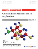 Bentham ebook::Chitosan Based Materials and its Applications