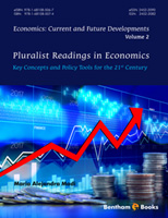 Bentham ebook::Pluralist Readings in Economics: Key Concepts and Policy Tools for the 21 Century