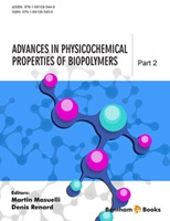 Bentham ebook::Advances in Physicochemical Properties of Biopolymers: Part 2