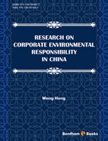 .Research on Corporate Environmental Responsibility in China.