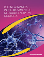 Bentham ebook::Recent Advances in the Treatment of Neurodegenerative Disorders