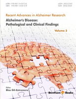 Bentham ebook::Alzheimer's Disease: Pathological and Clinical Findings