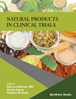 Bentham ebook::Natural Products in Clinical Trials
