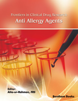 Bentham ebook::Frontiers in Clinical Drug Research – Anti Allergy Agents