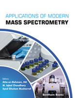 .Applications of Modern Mass Spectrometry.
