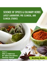 Bentham ebook::Science of Spices and Culinary Herbs - Latest Laboratory, Pre-clinical, and Clinical Studies