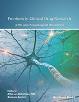 .Frontiers in Clinical Drug Research - CNS and Neurological Disorders.