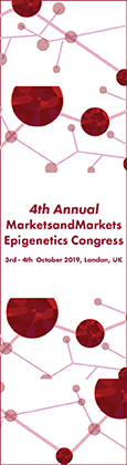 4th Annual MarketsandMarkets Epigenetics Congress