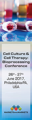 Cell Culture & Cell Therapy: Bioprocessing Conference