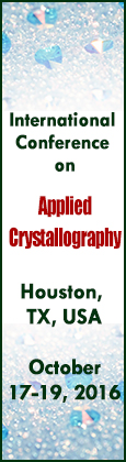 International Conference on Applied Crystallography