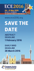 18th European Congress of Endocrinology