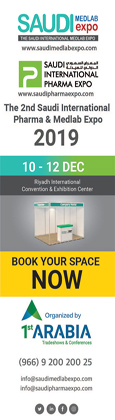 The 2nd Saudi International Pharma & Medlab Expo 2019