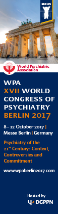 17th World Congress of Psychiatry