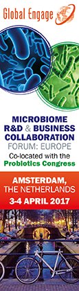 4th Microbiome R&D and Business Collaboration Forum: Europe